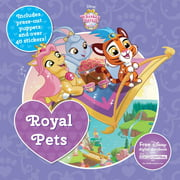 Disney Whisker Haven Tales with the Palace Pets Royal Pets (Paperback)