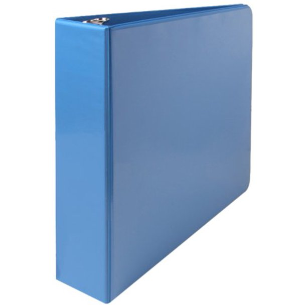 Round Ring View Binder, 2-Inch Capacity, 11 X 8-1/2 Inches