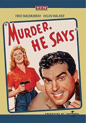 Murder, He Says (DVD) by Ingram Entertainment