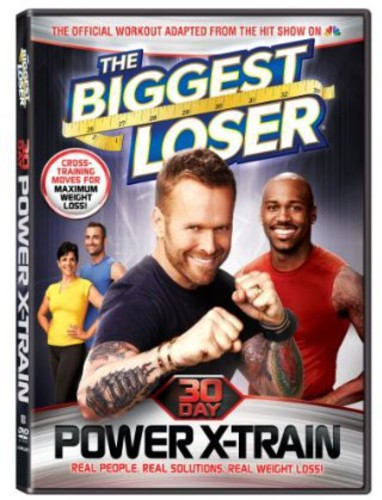 Biggest Loser: 30-Day Power X-Train by Lions Gate Home Entertainment