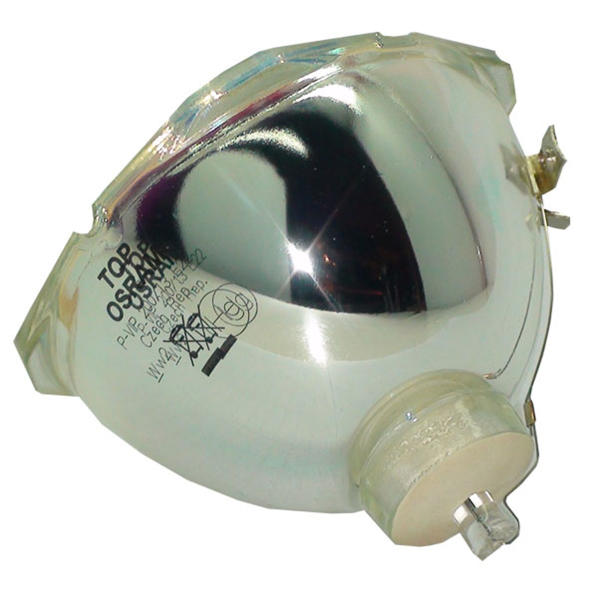 Lutema Platinum for Delta AV-3620 Projector Lamp (Bulb Only) - image 4 of 5