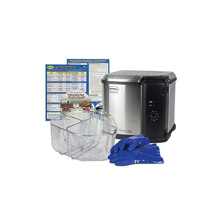 Butterball 23011514 Butterball Indoor Electric Turkey Fryer Deep Fat Turkey Fryer