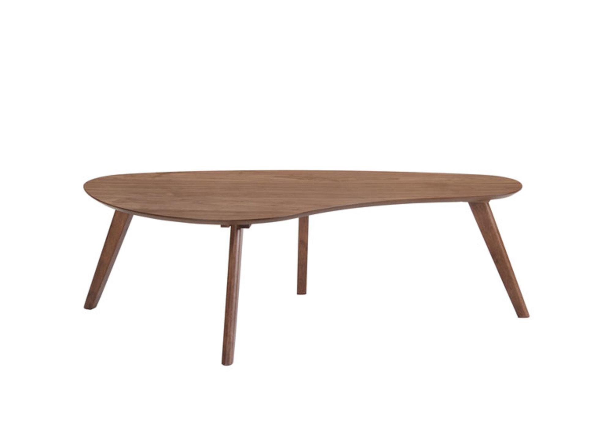 Emerald Home Simplicity Cocktail Table Walnut T550-0 by Emerald Home Furnishings, LLC