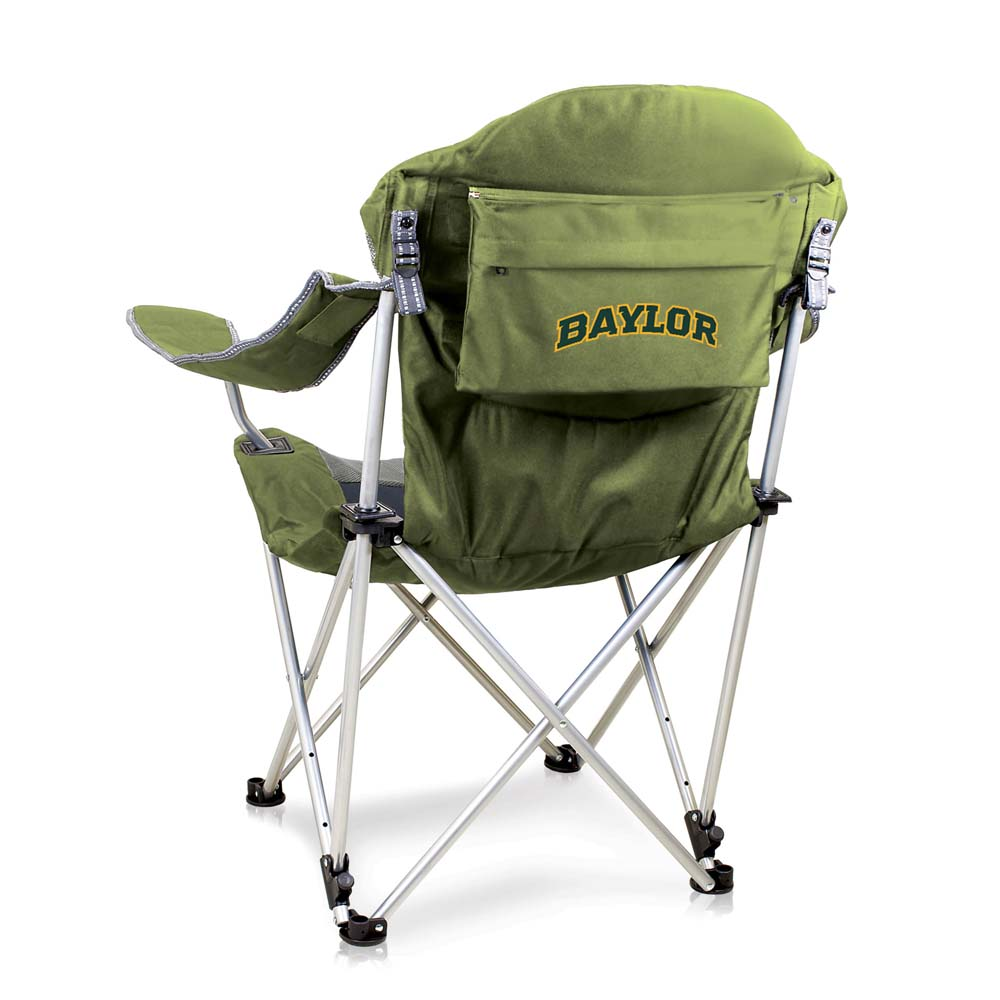 Baylor Reclining Camp Chair (Sage)