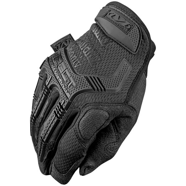 Mechanix Hunting M-Pact Covert Glove Impact Protection Black Large