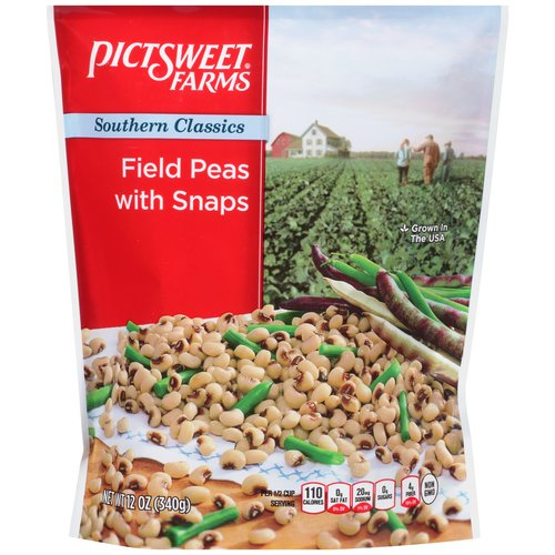 Pictsweet Field Peas With Snaps, 16 oz
