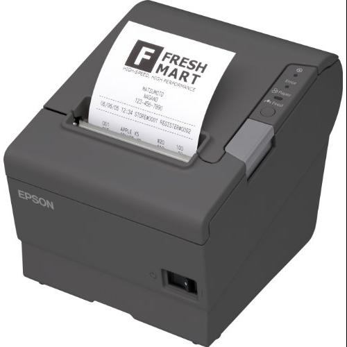 Epson Tm-t88v Direct Thermal Printer - Monochrome - Receipt Print Desktop - 11.81 In/s Mono - Usb (c31ca85084)