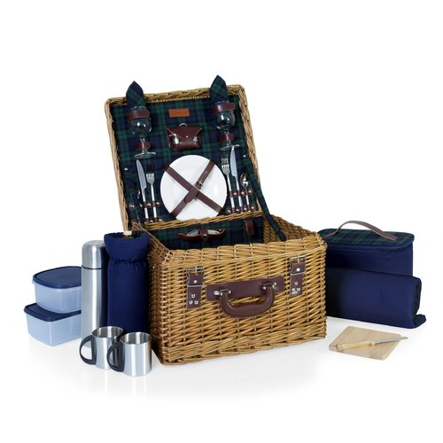 Picnic Time Canterbury Picnic Basket by
