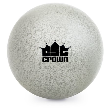 Crown Sporting Goods 4.5kg (9.9lbs) Shot Put - Cast Iron Weight Shot Ball for Outdoor Track & (Best Way To Throw Shot Put)