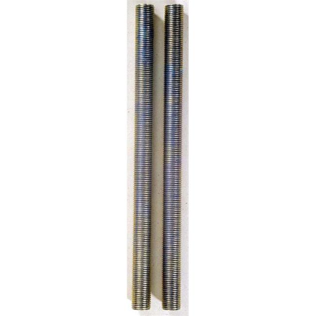 4 in. Zinc Light Fixture Nipples - image 1 of 1