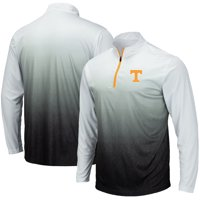Tennessee Volunteers Colosseum Youth Black Magic Quarter-Zip Jacket