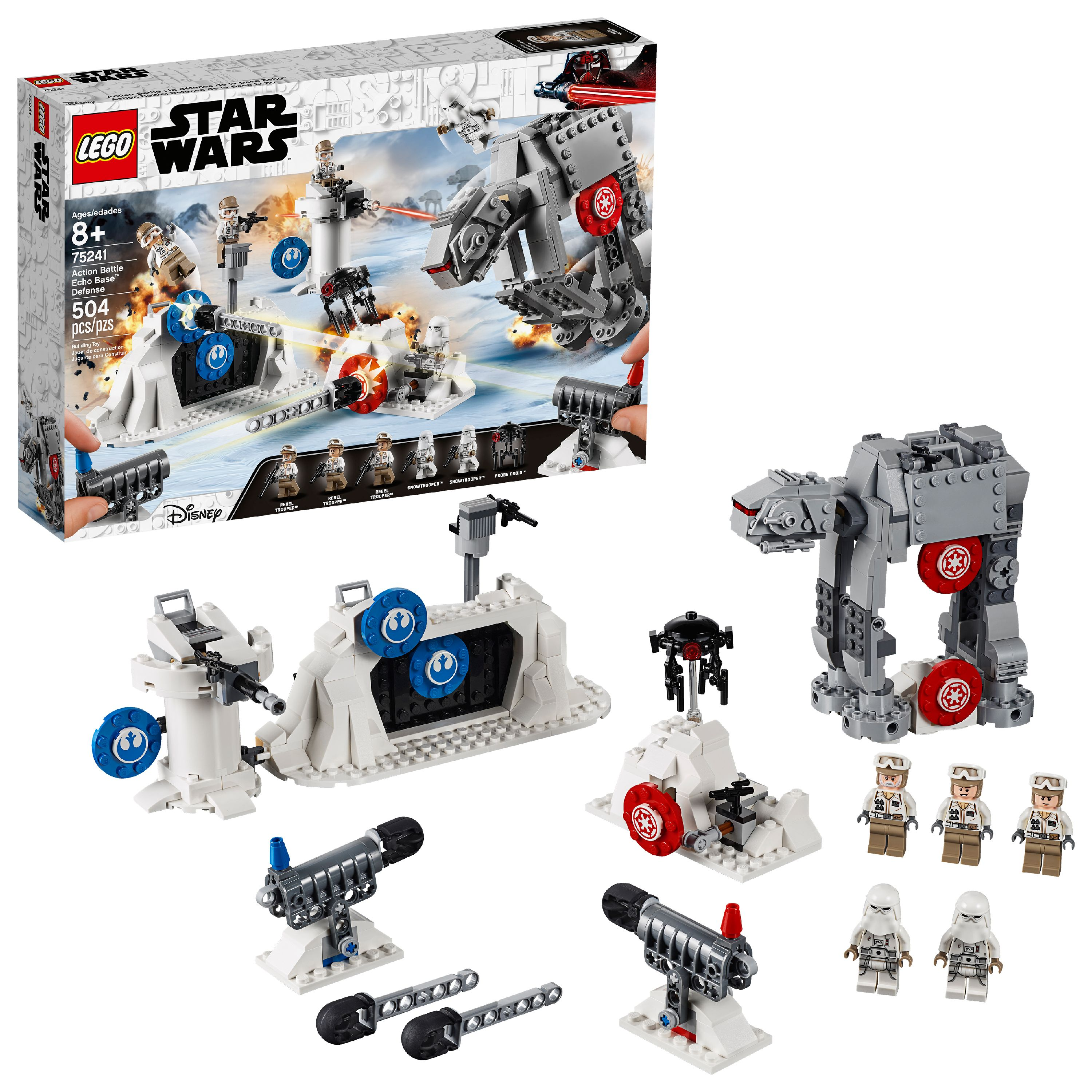 LEGO Star Wars TM Action Battle Echo Base Defense 75241