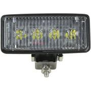 "Blazer LED 5"" x 2"" Rectangular Work Light, Flood Beam"
