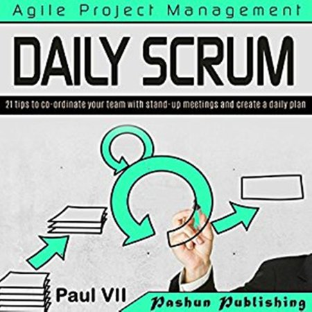 Agile Product Management: Daily Scrum - Audiobook