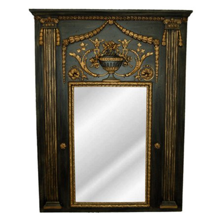 Hickory manor house fontaine mirror 36 5w x 48 5h in for Mirror 84 x 36