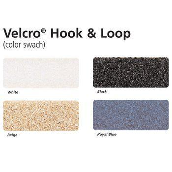 "Patterson Velcro Hook: Non-Adhesive White / 2""X 25yd."