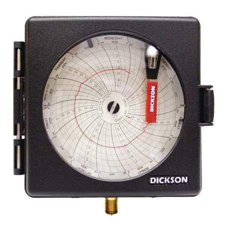 6.25 Pressure Chart Recorder, Dickson, PW470 (Pressure Chart Recorder)
