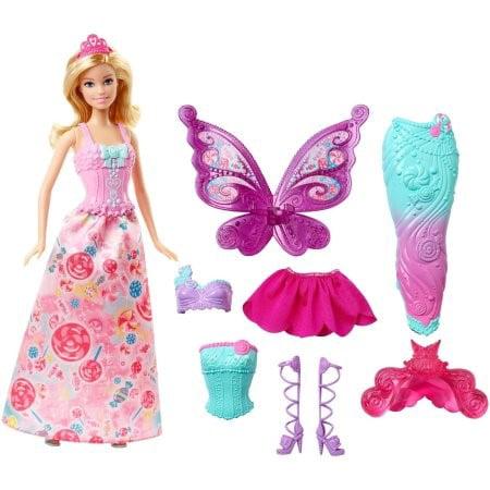 Barbie Fairytale Dress Up