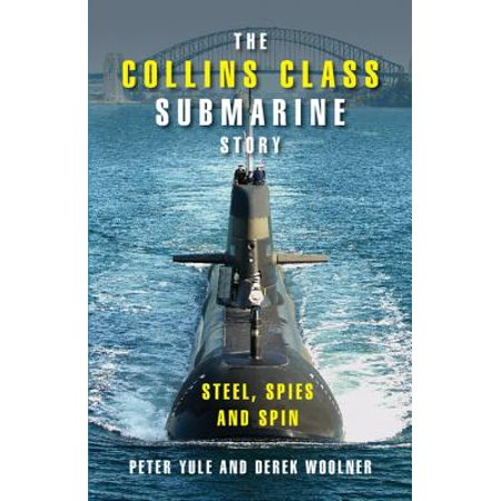 The Collins Class Submarine Story : Steel, Spies and Spin - Halloween Spin Class Ideas