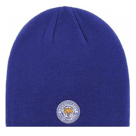 Leicester City FC Beanie Knitted Hat - image 1 of 1