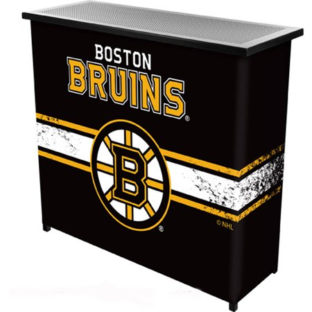 NHL Portable Bar with Carrying Case, Boston Bruins by