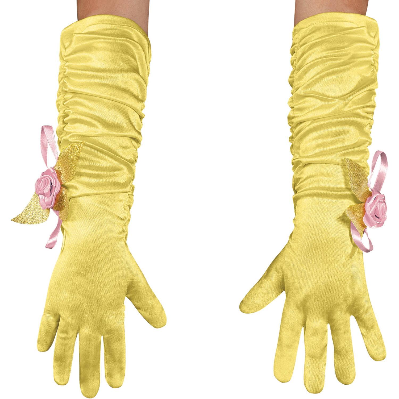 Disney Belle Gloves Toddler Halloween Accessory