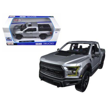 2017 Ford Truck Colors >> 2017 Ford Raptor Trucks Cast Car 1 24 Scale Color Will Vary