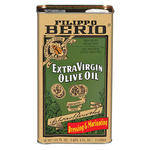 Filippo Berio Extra Virgin Olive Oil, 101 oz
