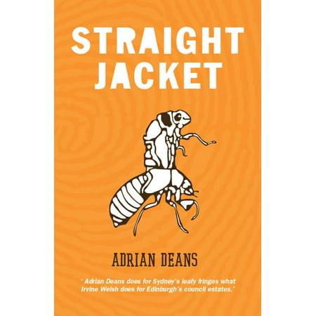 Straight Jacket - eBook - Thriller Jackets