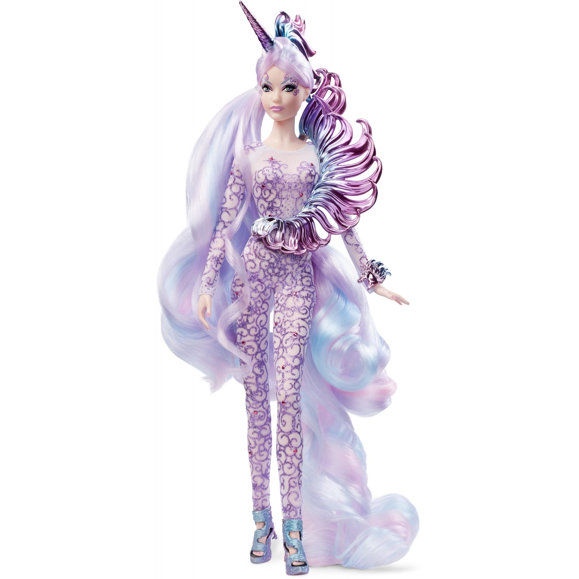 Barbie Unicorn Goddess Doll by Mattel