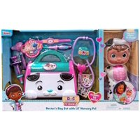 Disney Pet Rescue Doctor's Bag Set with Lil' Nursery Pal Playset [Lil' Puppy]