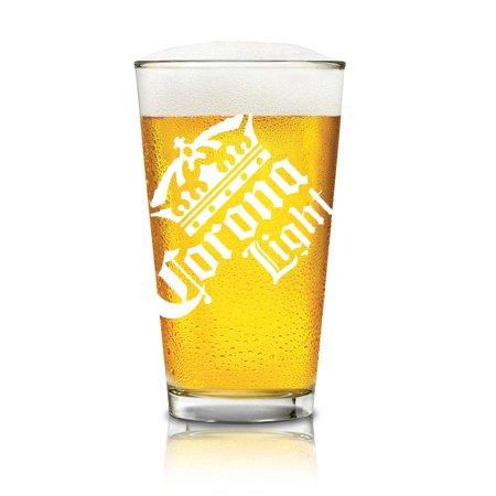 Corona Eagles (Corona Light Logo Pint Glass)