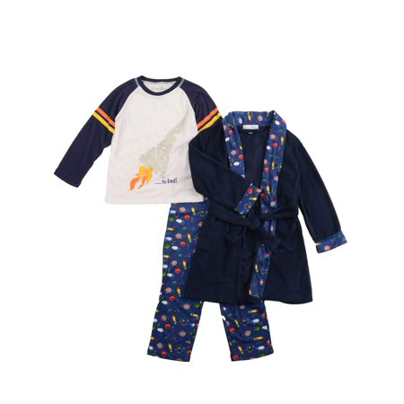 d129f2fa2 Freestyle Revolution - Bunz Kidz Space Long Sleeve Pajamas   Robe