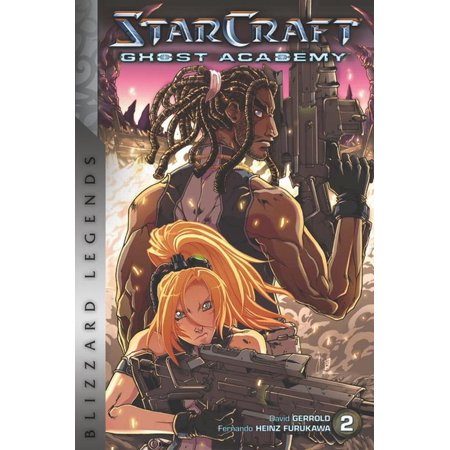 Starcraft: Ghost Academy, Volume 2 (Paperback)