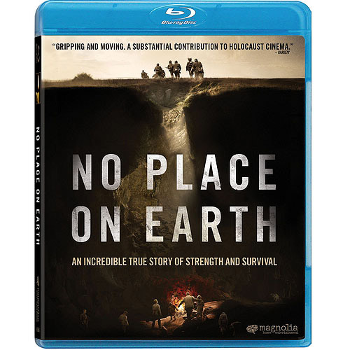 No Place On Earth (Blu-ray)