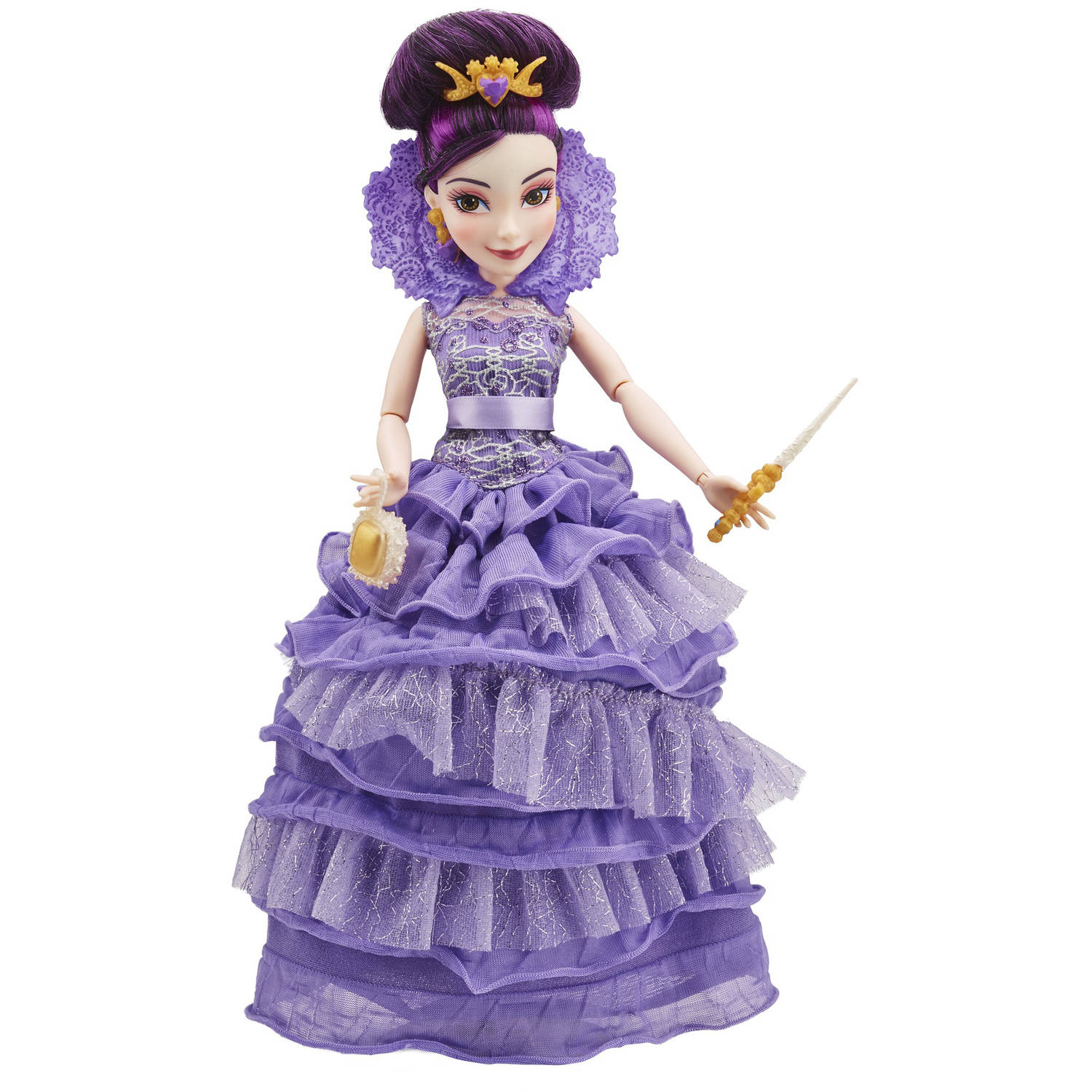 Disney Descendants Coronation Mal Isle of the Lost Doll by Hasbro