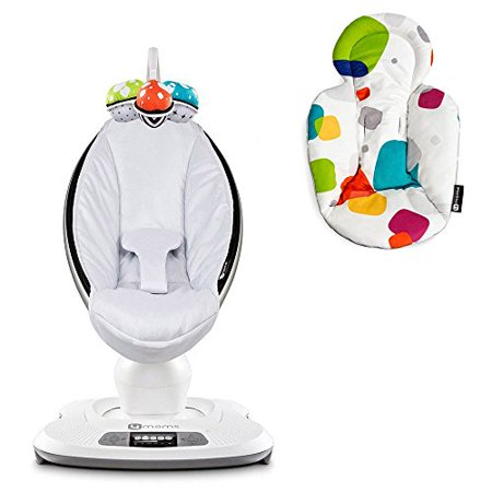 MAMAROO MOBILE TOYS - 4Moms MamaRoo Bouncer with 4Moms