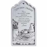 Plaque-Kitchen Prayer