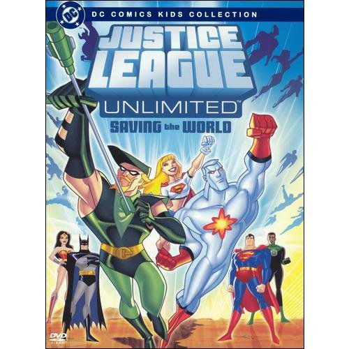 Justice League Unlimited: Saving The World - Season 1, Volume 1 (LIMITED)