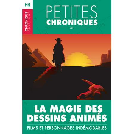 Hors-série #6 : La magie des dessins animés — Films et personnages indémodables - eBook - L'halloween Dessin Anime