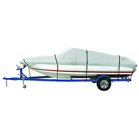 Harbor Master 600-Denier Polyester Boat Cover, Gray (Boateng Deutschland)