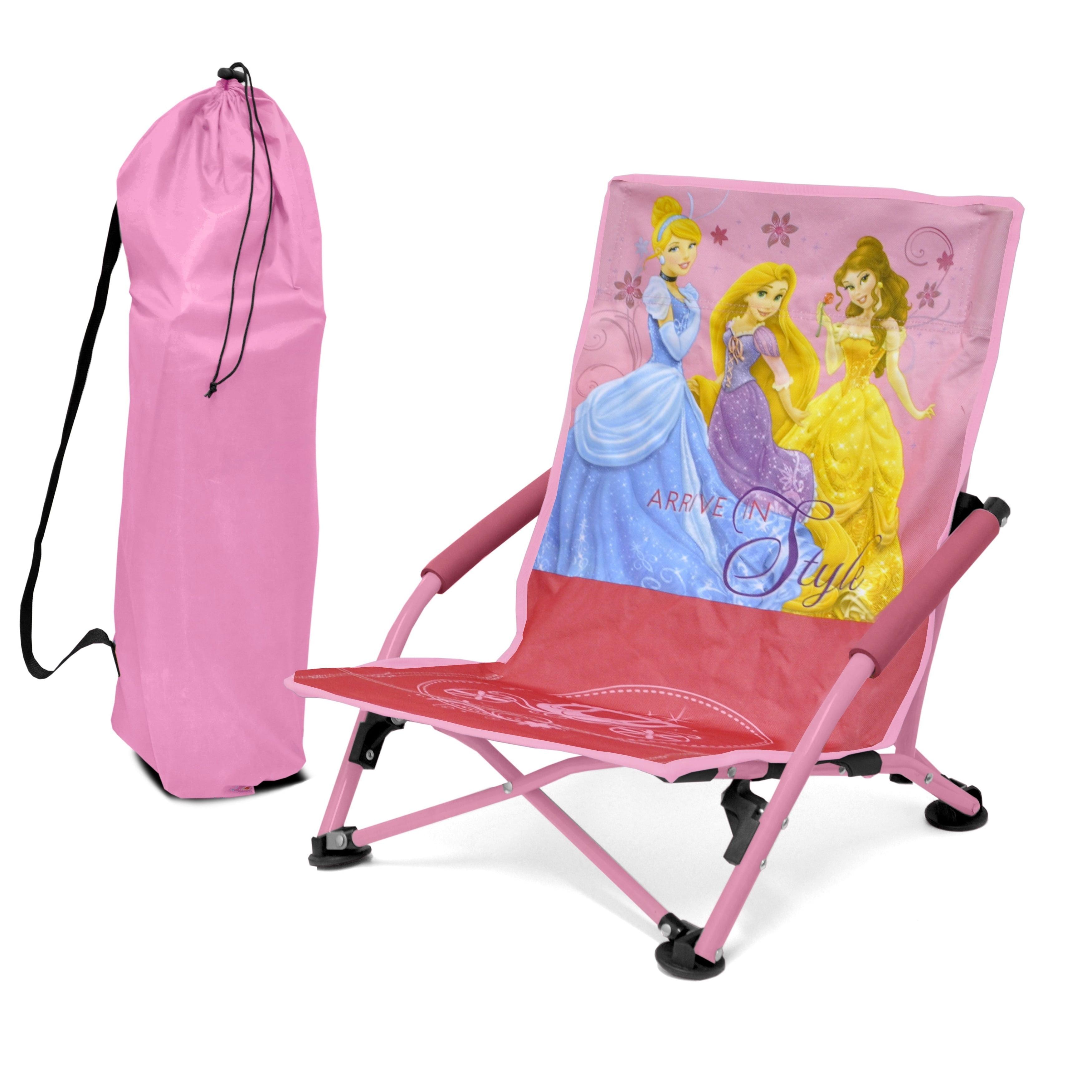 Disney  Princess Kids Folding Lounge Chair