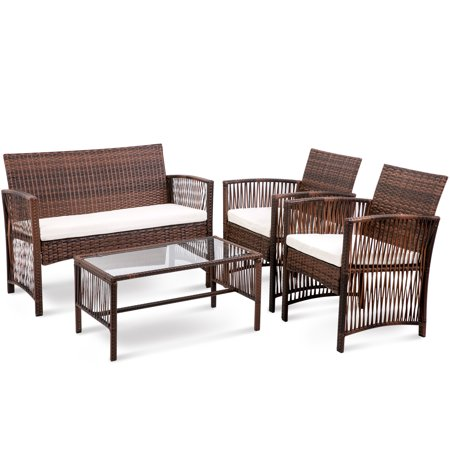Outdoor Patio Furniture Sets 4 Piece