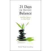 21 Days to Better Balance - eBook