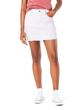 Signature by Levi Strauss & Co. Women's High-Waisted Skirt