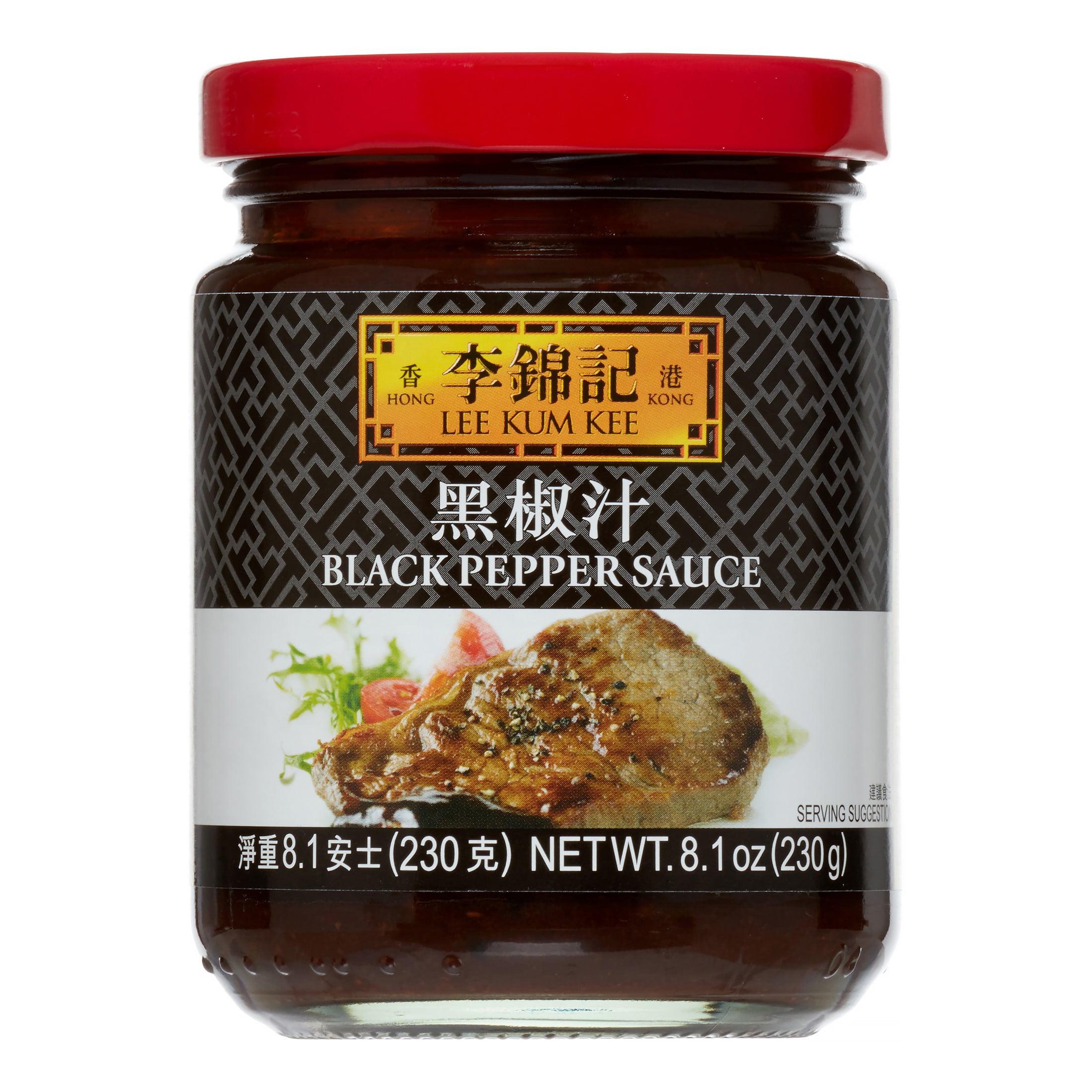 Lee Kum Kee Black Pepper Sauce, 8.1 oz by Lee Kum Kee