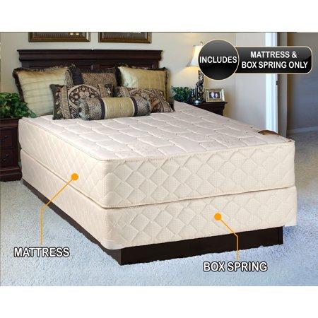 Deluxe Full Bedroom Package - Grandeur Deluxe Gentle Firm Full XL Size 54
