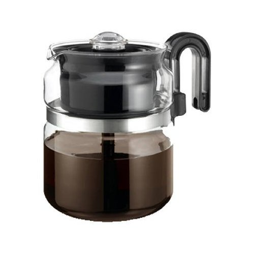 Cafe Brew Stovetop Glass Percolator - 8 CUP, 1.0 CT