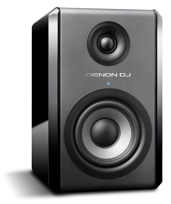 Denon SM50 DJ Studio Monitor Speaker 90 Watts 5.25 Inch Woofer - Each