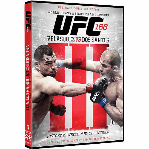 UFC 166: Velasquez Vs. Dos Santos (Widescreen) by